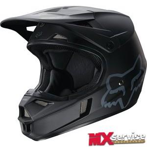 Fox V1 MATTE BLACK
