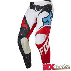 Fox 180 NIRV PANTS RED/WHITE