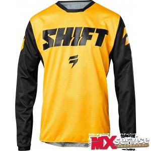 Shift Whit3 Ninety Seven Jersey yellow