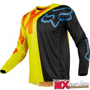 Fox 360 PREME JERSEY black/yellow