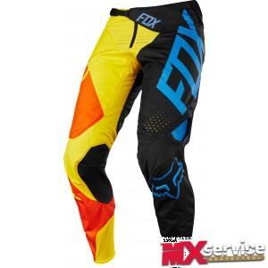 FOX 360 PREME PANT black/yellow