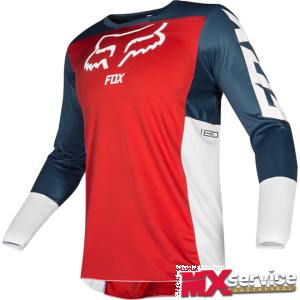 Fox 180 PRZM Jersey red/blue