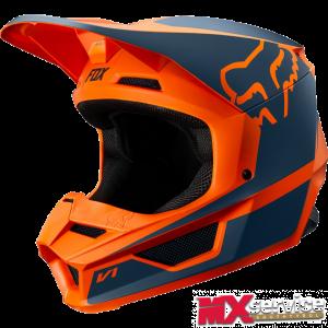 Fox V1 PRMZ Helmet orange