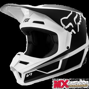 Fox V1 PRMZ Helmet white/black