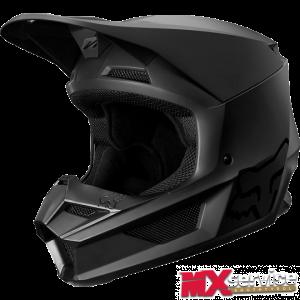 Fox V1 MATTE Helmet black