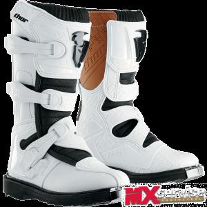 Thor Blitz Boot White