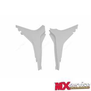 Air Box Cover White HONDA
