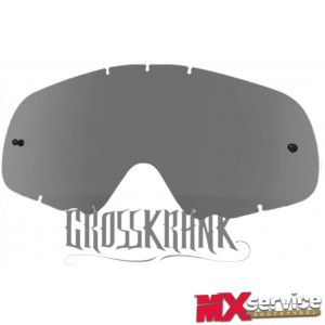 Crosskrank Glas smoke
