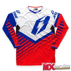 Jitsie Jersey T2 Edge Red