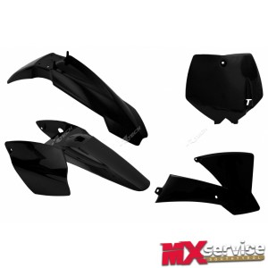 Plastik KIT Black KTM