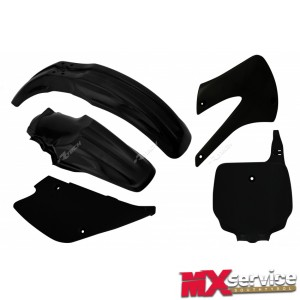 Plastik KIT Black KAWASAKI