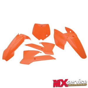 Plastik KIT Orange KTM