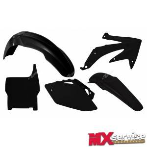 Plastik KIT Black HONDA