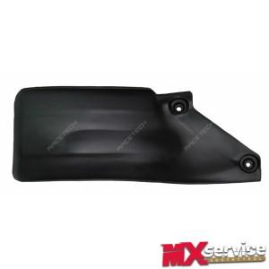 Rear Shock Mud Plate Black KTM
