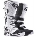 Fox COMP 5 BOOTS WHITE