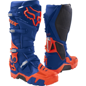 Fox INSTINCT OFFROAD BOOTS blue