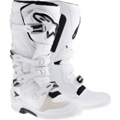 Alpinestars Tech 7 White-Blue-Red