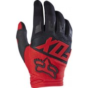 Fox DIRTPAW RACE GLOVE RED