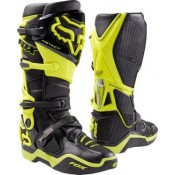 Fox INSTINCT BOOTS 2.0 YELLOW