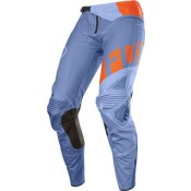 Fox FLEXAIR LIBRA PANTS ORANGE/BLUE