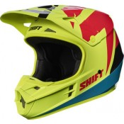 SHIFT WHIT3 TARMAC HELMET FLO YELLOW