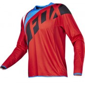 FOX FLEXAIR SECA JERSEY RED