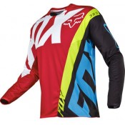 Fox 360 CREO JERSEY RED