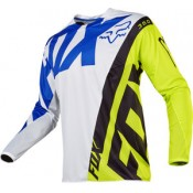 Fox 360 CREO YERSEY WHITE/YELLOW