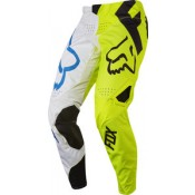 Fox 360 CREO PANTS WHITE/YELLOW
