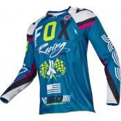 Fox 360 ROHR JERSEY TEAL