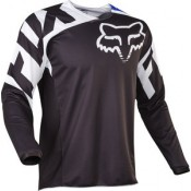 FoX 180 RACE JERSEY BLACK
