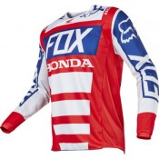 Fox 180 HONDA JERSEY RED/WHITE