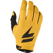 WHIT3 AIR GLOVE yellow