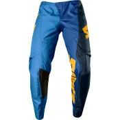 WHIT3 TARMAC PANT blue