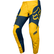 Fox 180 PRZM PANT yellow/blue