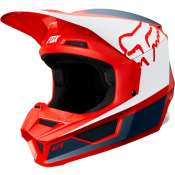 Fox V1 PRMZ Helmet red