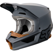 Fox V1 MATTE Helmet grey