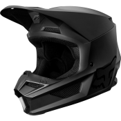 Fox V1 MATTE Helmet black
