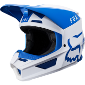 Fox V1 MATA Helmet blue