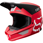 Fox V1 MATA Helmet red