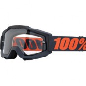 100% THE ACCURI ENDURO GUNMETAL
