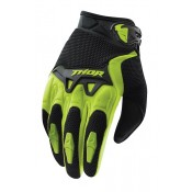 Thor Spectrum Gloves - green