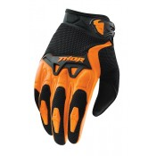 Thor Spectrum Gloves - orange