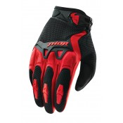 Thor Spectrum Gloves - red