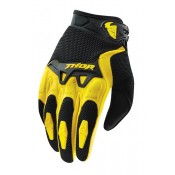 Thor Spectrum Gloves - yellow