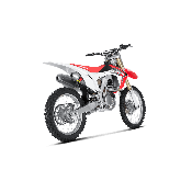 Akrapovic Honda CRF 250R 2014/15 - Racing Line (Titanium)