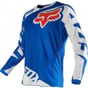 FOX Race Jersey blue 180