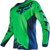 FOX 180 Race Jersey green