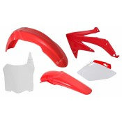 Plastik KIT Red CRF HONDA