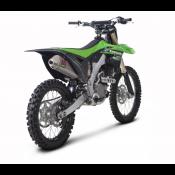 Akrapovic Kawasaki KX 250F 2014 - Slip On Line (Titanium)